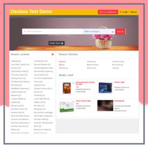 Directory osclass Themes
