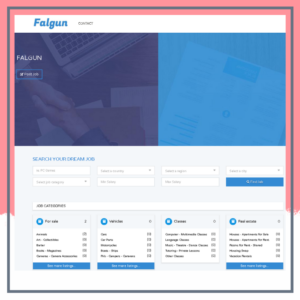 Falgun osclass Theme
