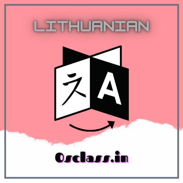 Lithuanian
