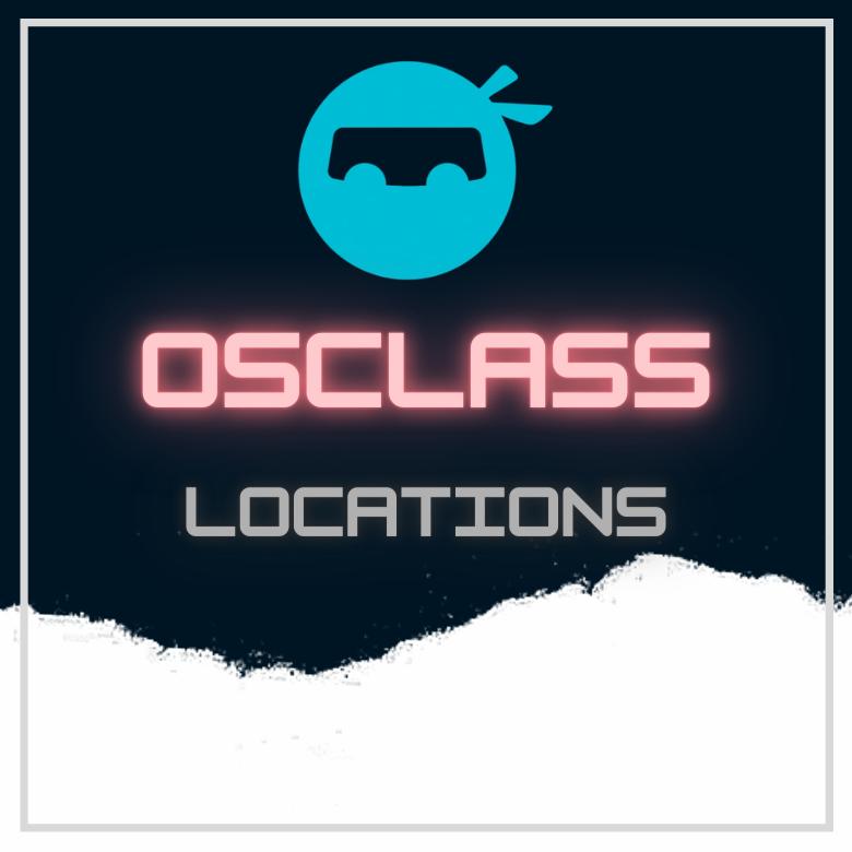 Osclass Locations