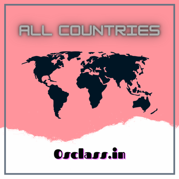 Osclass Locations - All Countries